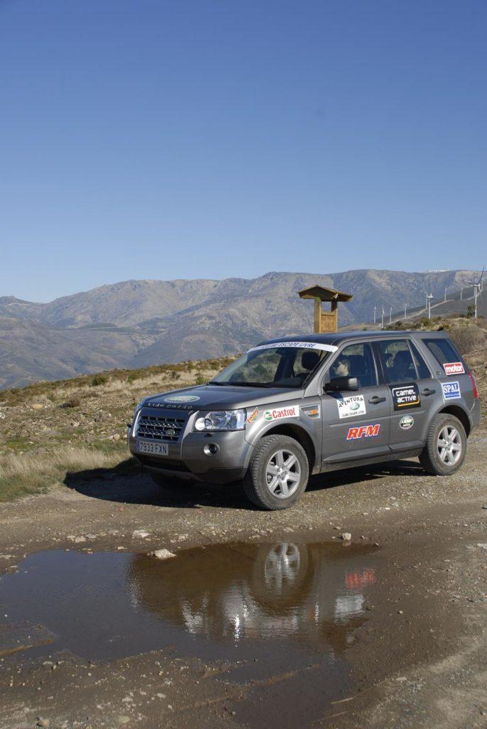 5ª Aventura Land Rover 2008 5