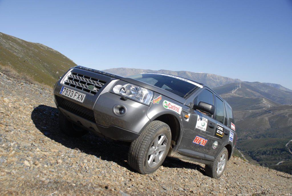 5ª Aventura Land Rover 2008 7