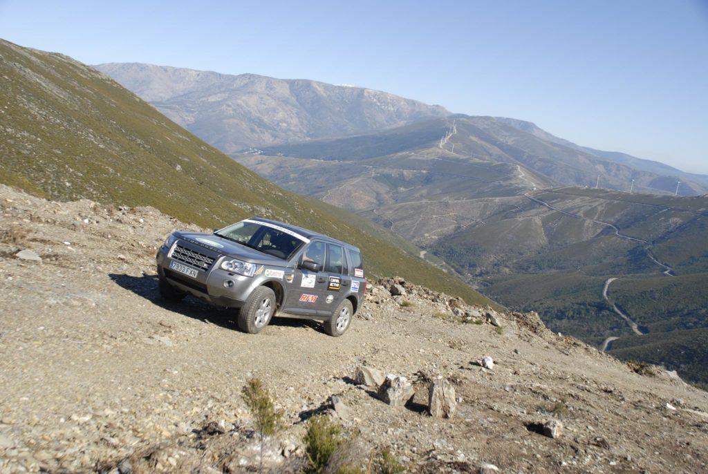 5ª Aventura Land Rover 2008 8