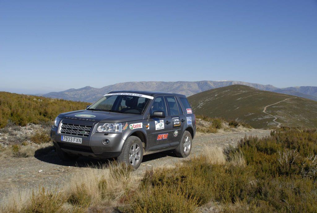 5ª Aventura Land Rover 2008 9