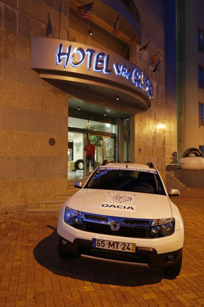 Aventura Dacia 4X2 Aldeias Históricas 2014 1