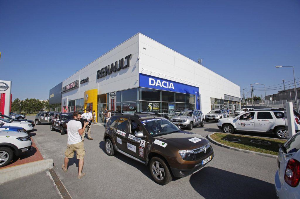 Aventura Dacia 4X2 Aldeias Históricas 2014 16