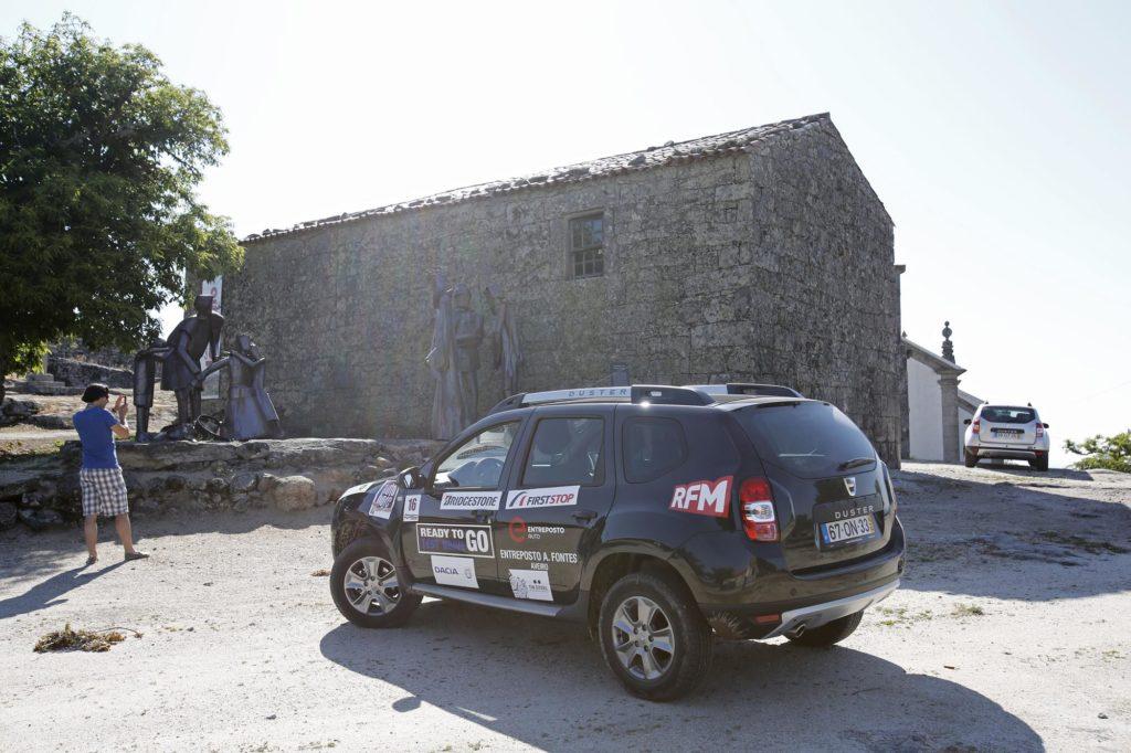 Aventura Dacia 4X2 Aldeias Históricas 2014 20