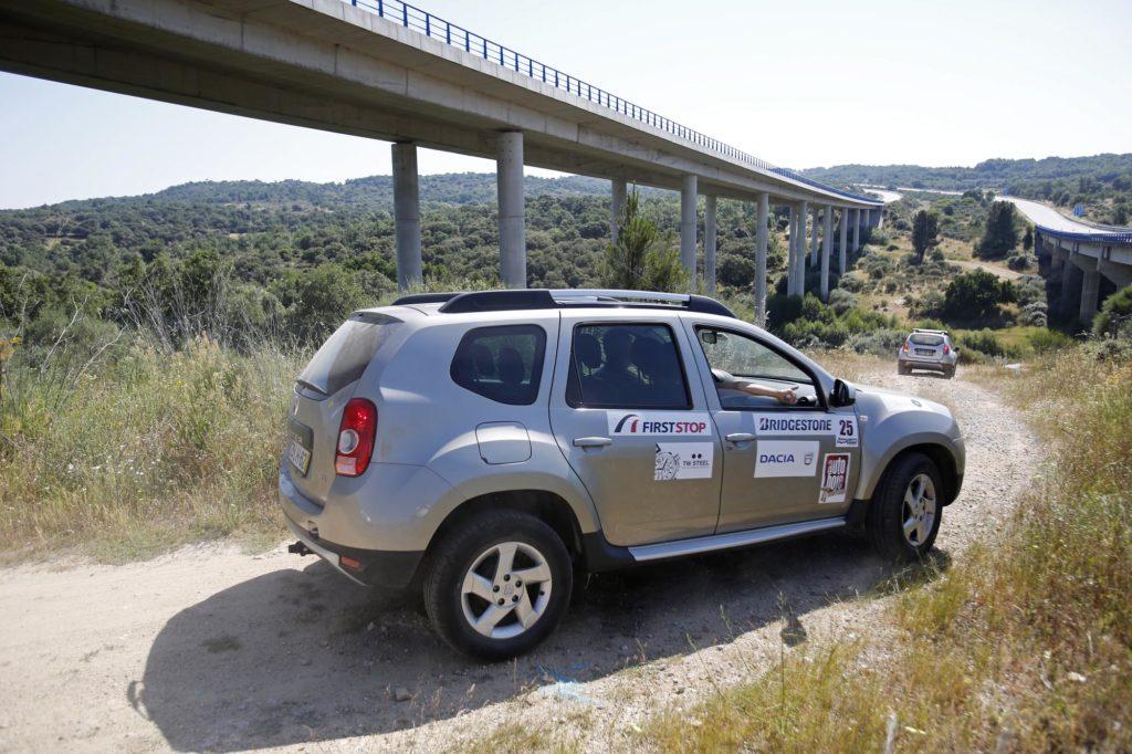 Aventura Dacia 4X2 Aldeias Históricas 2014 21