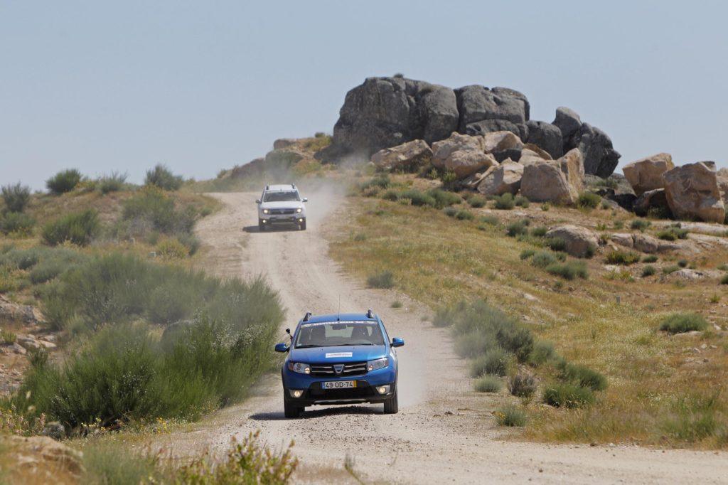 Aventura Dacia 4X2 Aldeias Históricas 2014 55
