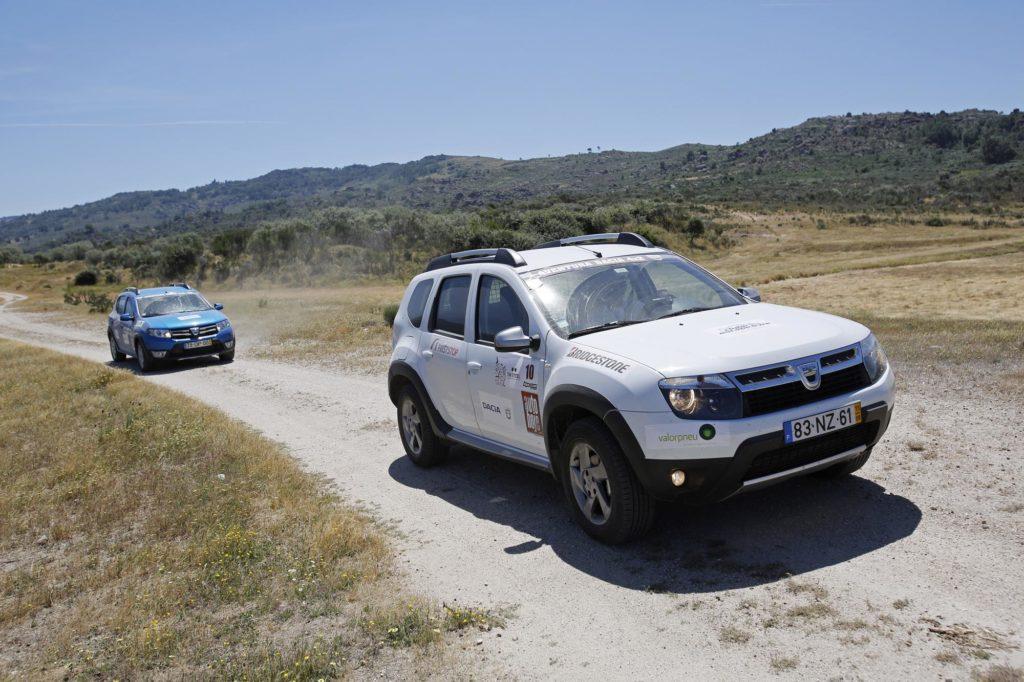 Aventura Dacia 4X2 Aldeias Históricas 2014 62