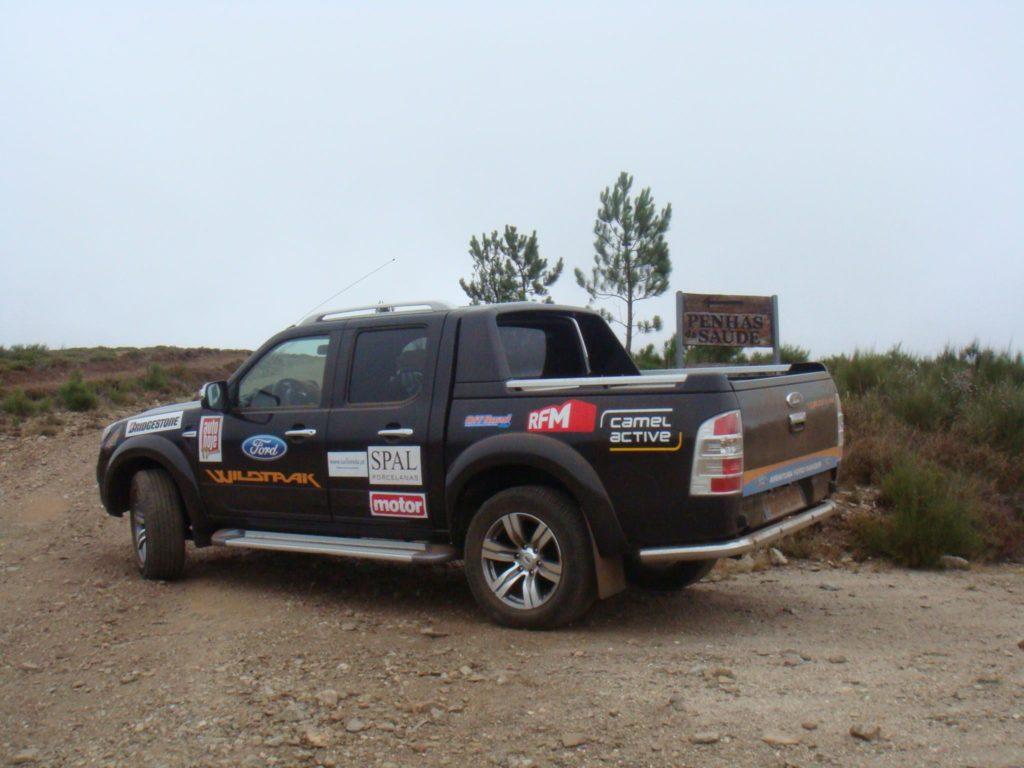 Aventura Ford Ranger 2009 10