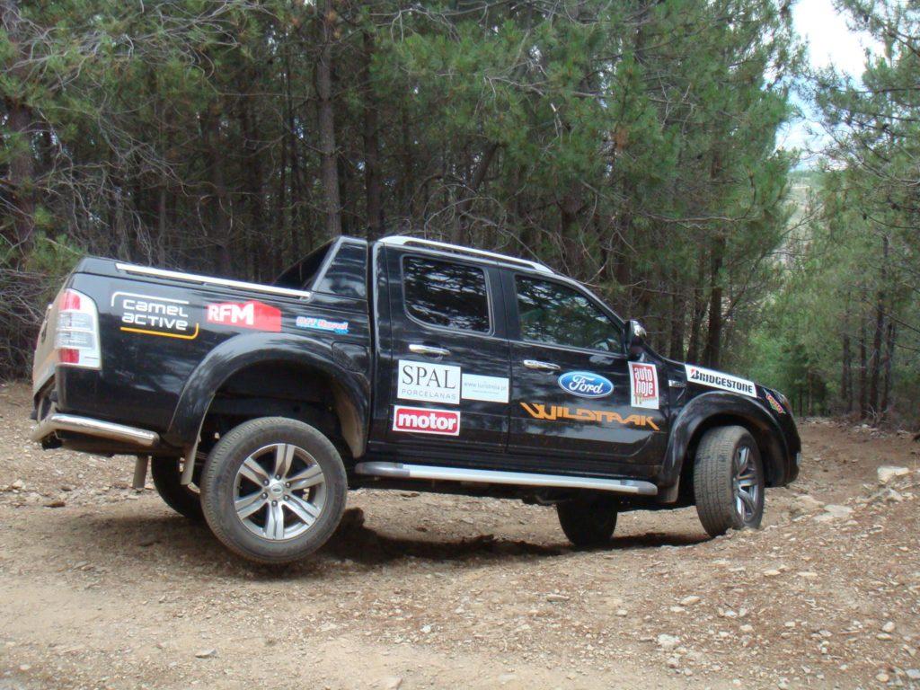 Aventura Ford Ranger 2009 16