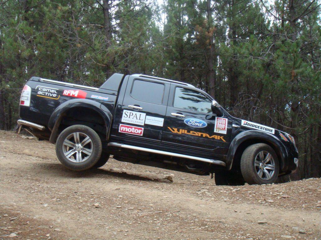Aventura Ford Ranger 2009 18