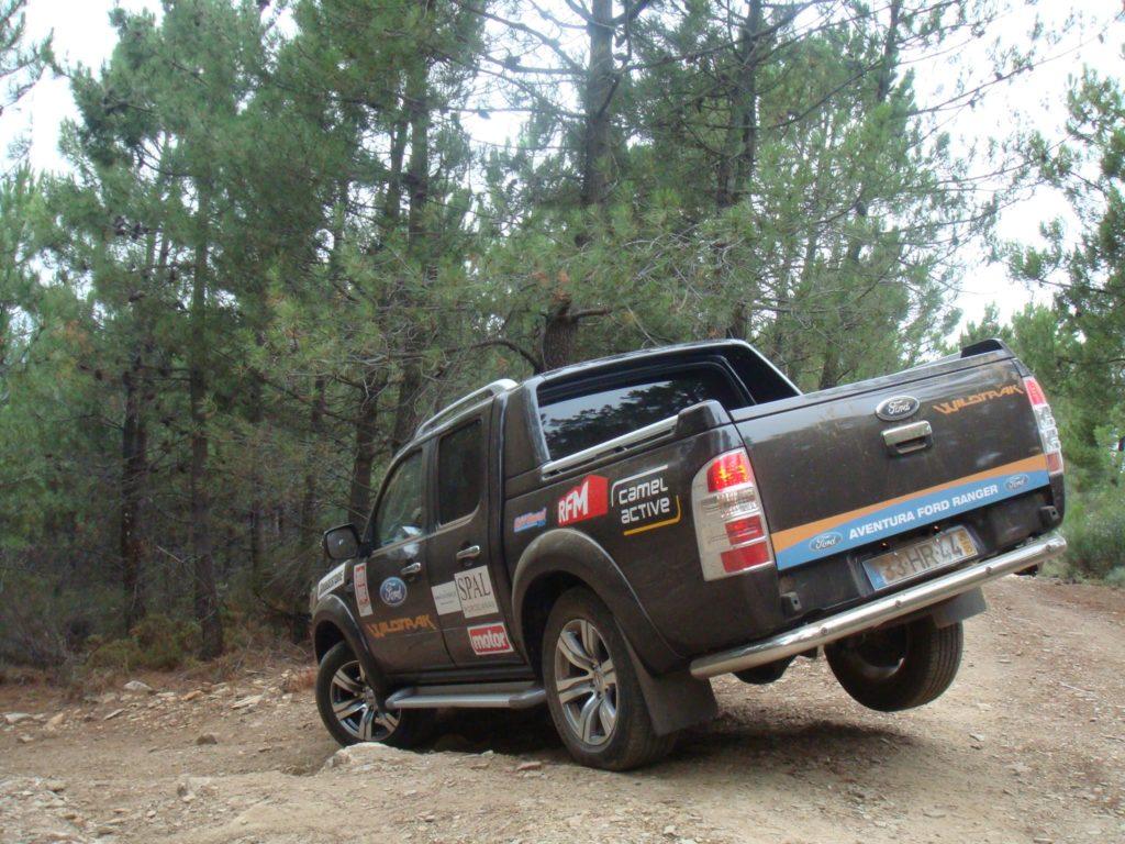 Aventura Ford Ranger 2009 19