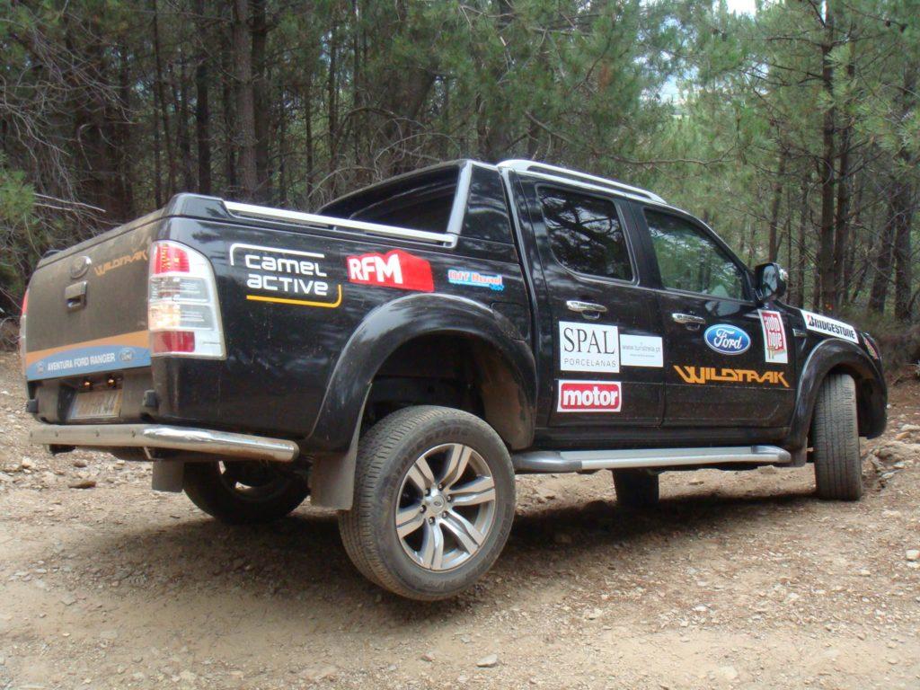 Aventura Ford Ranger 2009 25