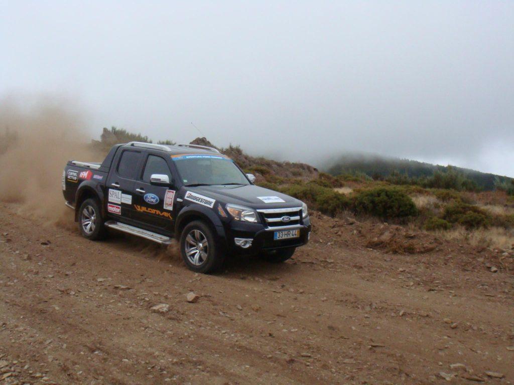 Aventura Ford Ranger 2009 8