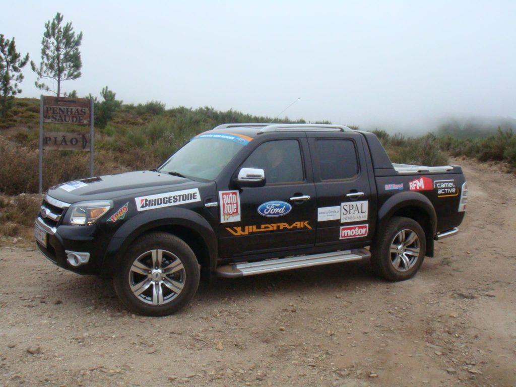 Aventura Ford Ranger 2009 9