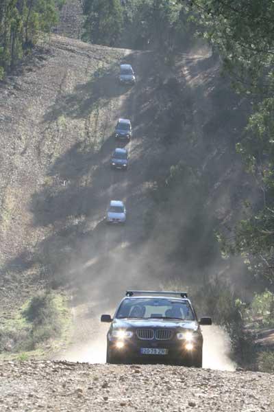 BMW X Experience 2008 24