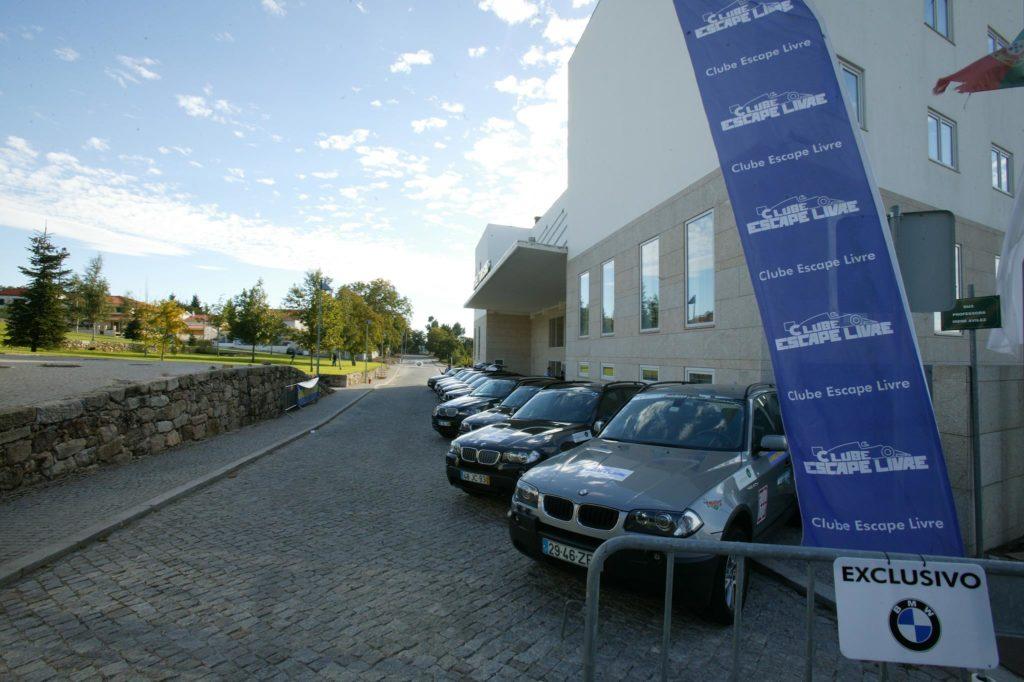 BMW X Experience Caminhos de Santiago 2010 1