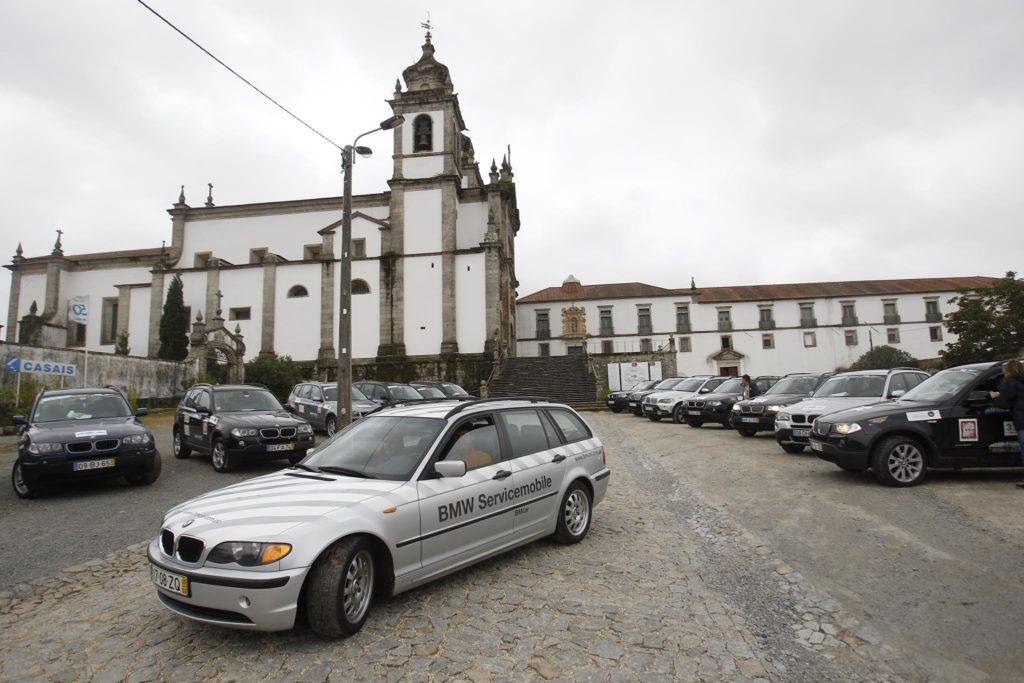 BMW X Experience Caminhos de Santiago 2010 30