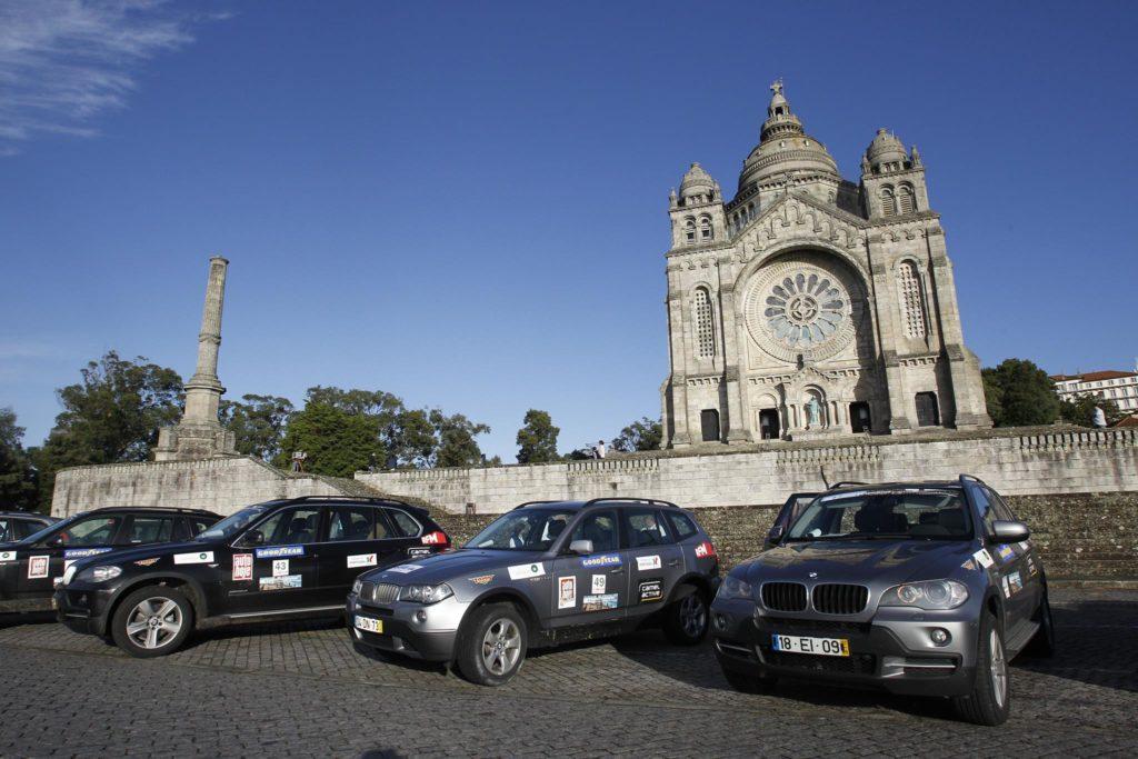 BMW X Experience Caminhos de Santiago 2010 37