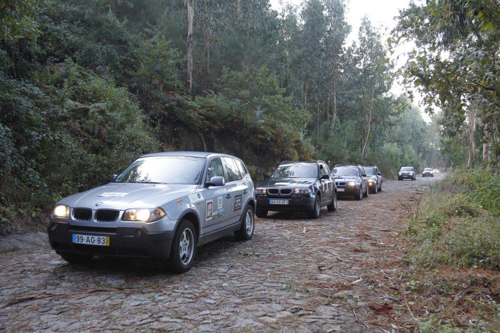 BMW X Experience Caminhos de Santiago 2010 38