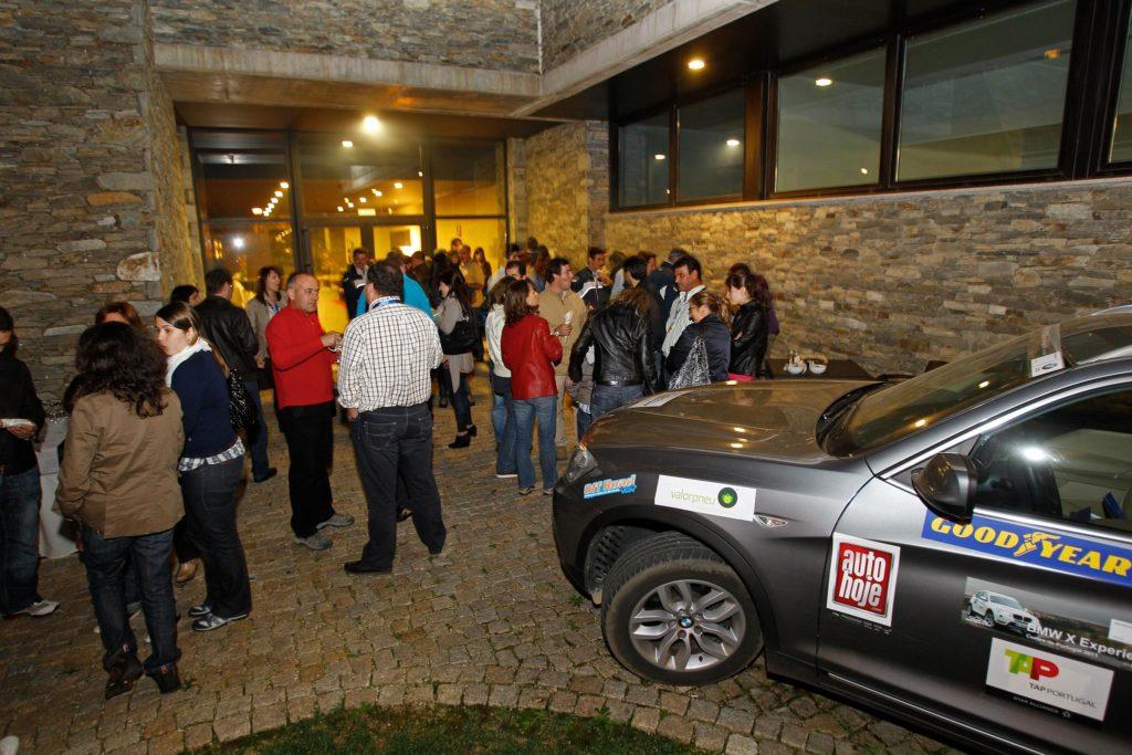 BMW X Experience Centro de Portugal 2011 3