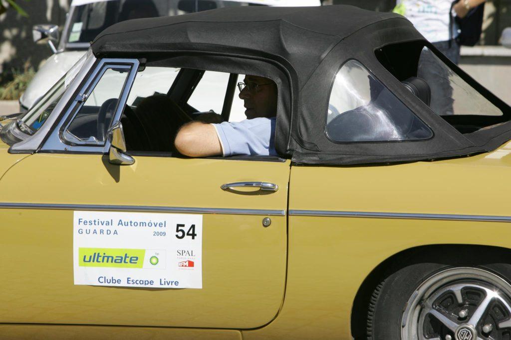 BP Festival Automóvel Guarda 2009 15