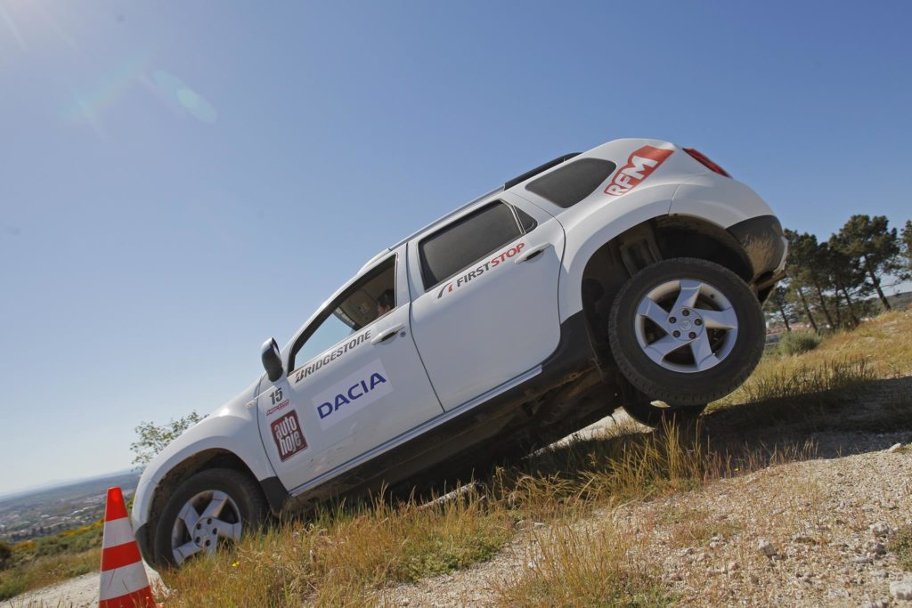 DACIA Duster Aventura 4X2 2013 100