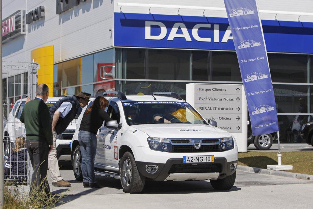 DACIA Duster Aventura 4X2 2013 27