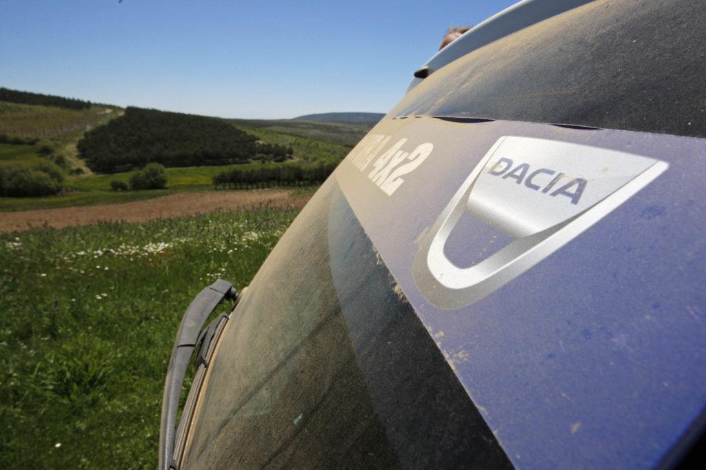 DACIA Duster Aventura 4X2 2013 55