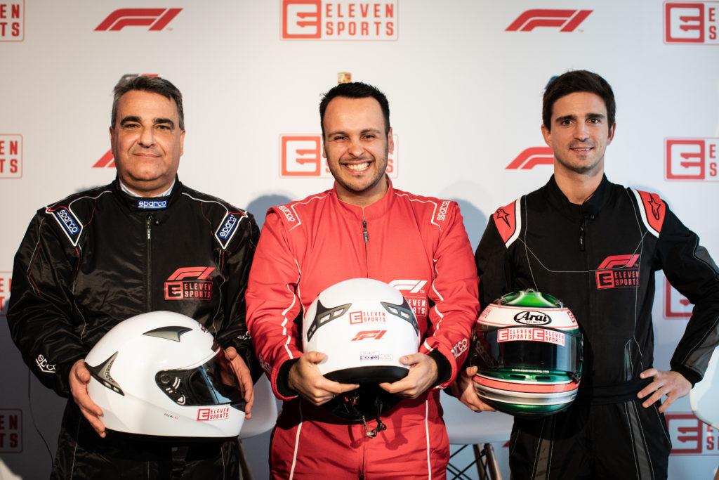 Eleven Sports Equipa F1