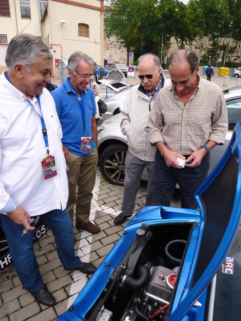 Encontro Ibérico de Automoveis Clássicos 2014 25