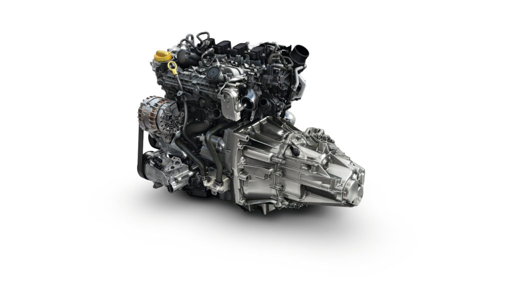 Motor 1.3 TCe Renault