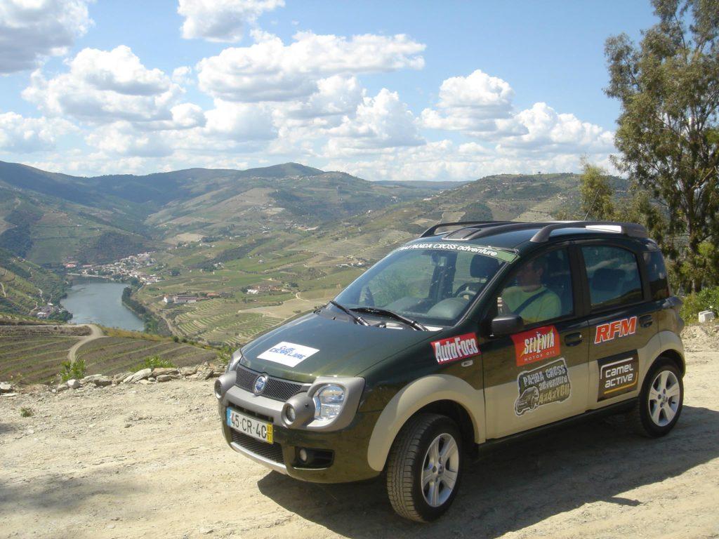 Fiat Panda Cross Adventure 2007 3