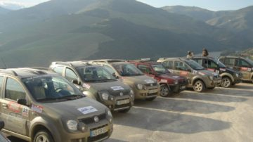 Fiat Panda Cross Adventure 2007 35