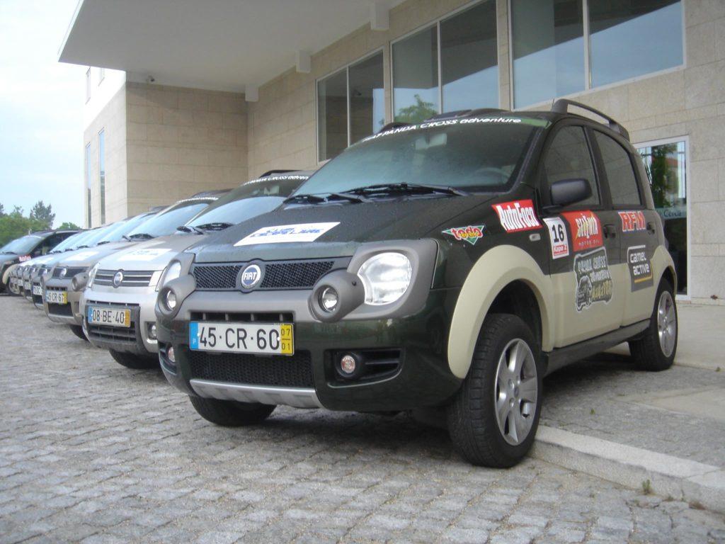Fiat Panda Cross Adventure 2007 6