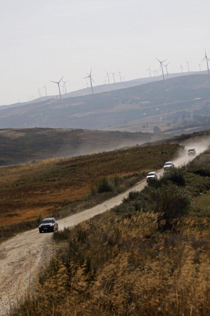 IX Off Road ACP Caminhos de Santiago 2011 12