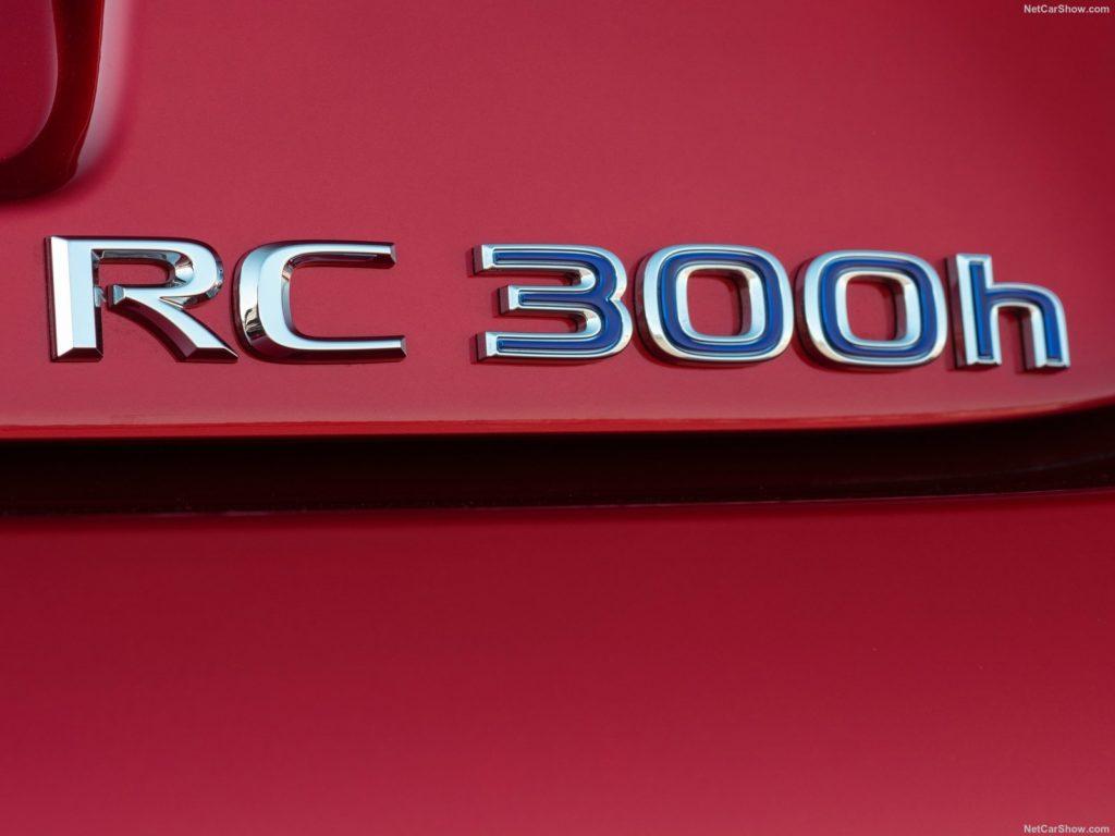 Lexus RC 300h 5
