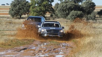 MERCEDES BENZ 4MATIC EXPERIENCE 2012 121