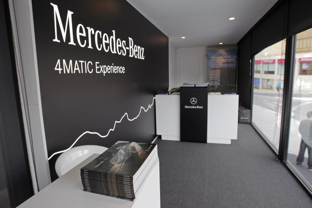 Mercedes Benz 4MATIC Experience 2013 1