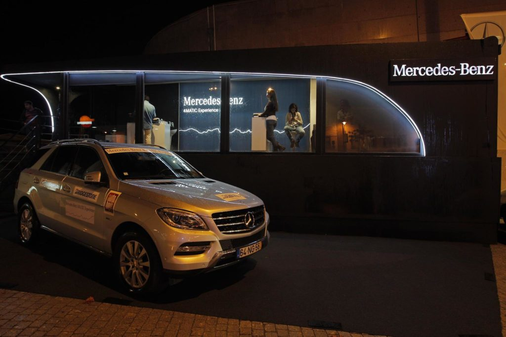 Mercedes Benz 4MATIC Experience 2013 17