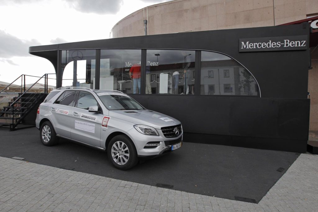 Mercedes Benz 4MATIC Experience 2013 3