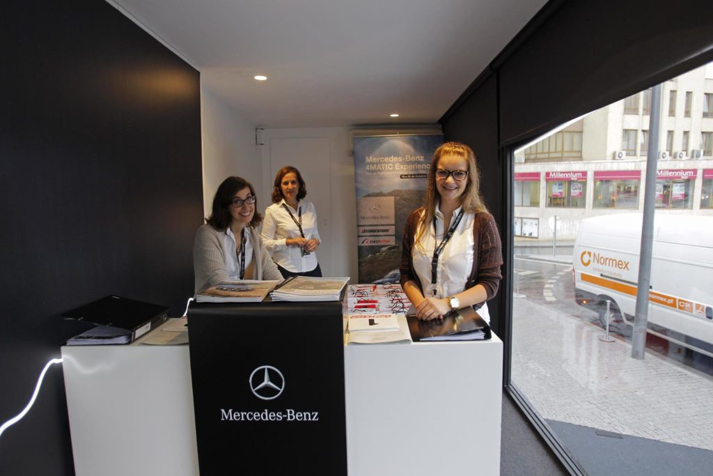 Mercedes Benz 4MATIC Experience 2013 4