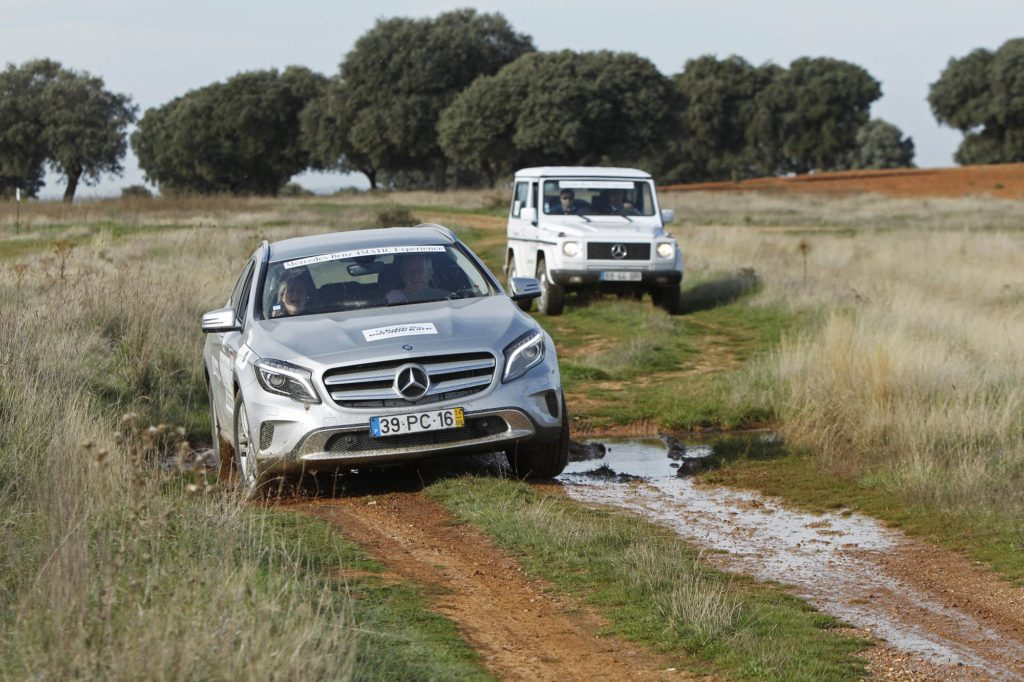 Mercedes Benz 4MATIC Experience 2014 103