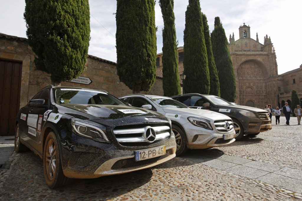 Mercedes Benz 4MATIC Experience 2014 109