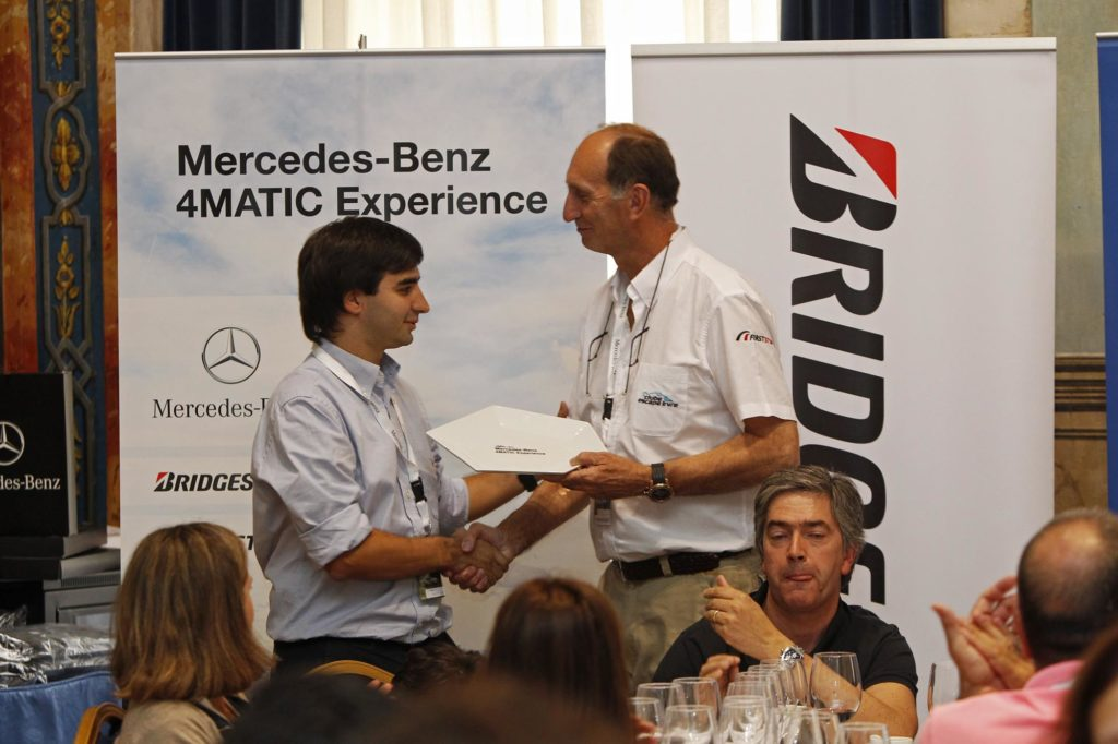 Mercedes Benz 4MATIC Experience 2014 125