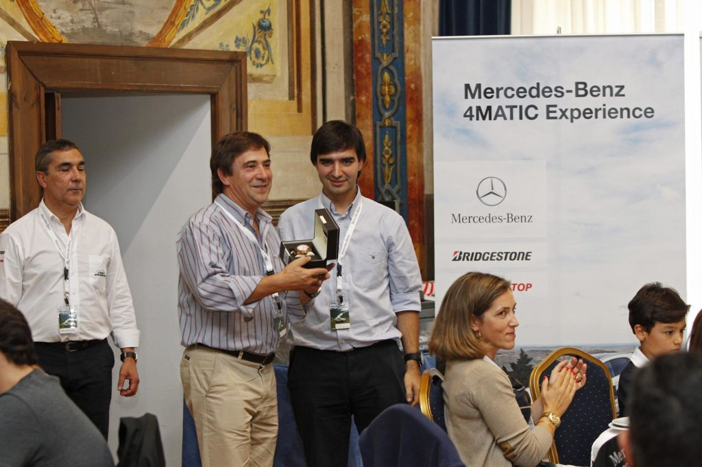 Mercedes Benz 4MATIC Experience 2014 129