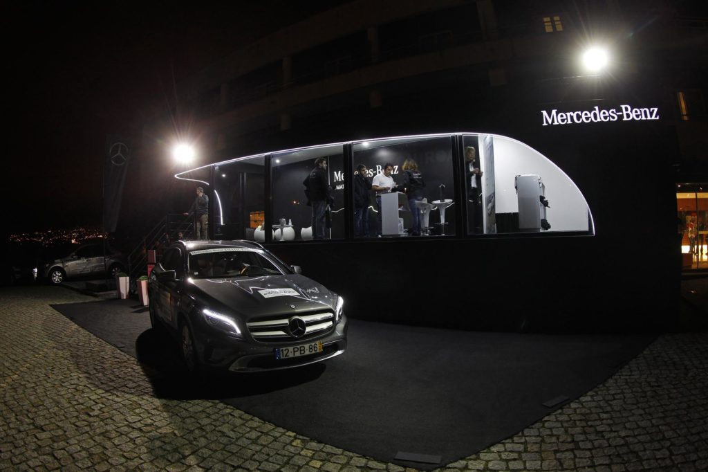 Mercedes Benz 4MATIC Experience 2014 20