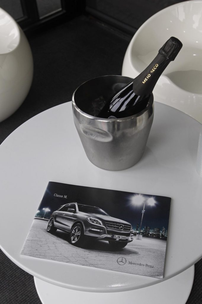 Mercedes Benz 4MATIC Experience 2014 3