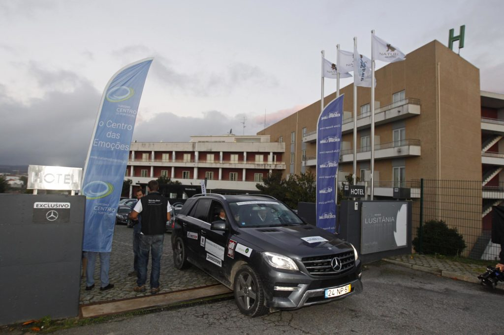 Mercedes Benz 4MATIC Experience 2014 31