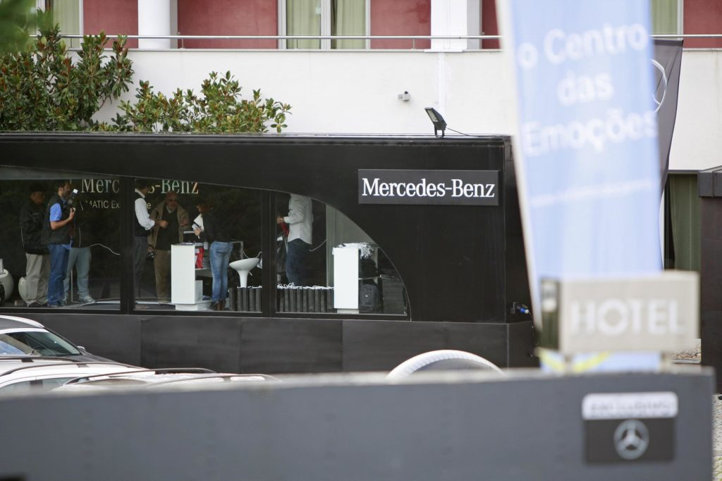 Mercedes Benz 4MATIC Experience 2014 4