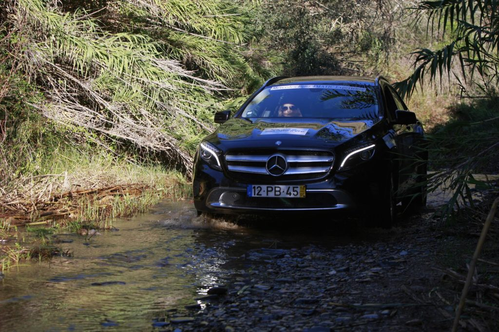 Mercedes Benz 4MATIC Experience 2014 49