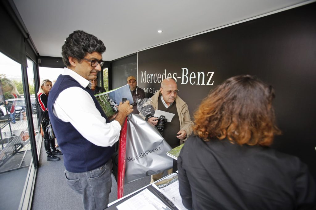 Mercedes Benz 4MATIC Experience 2014 5